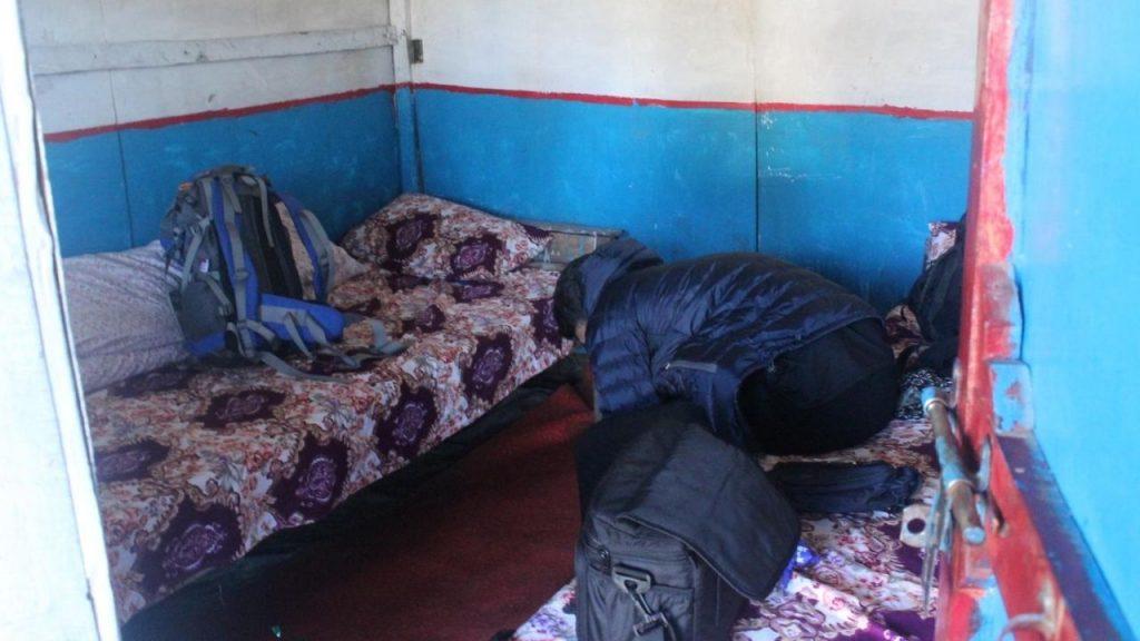 Mardi Himal Trek Guide, bed room