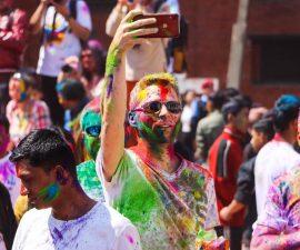 Festival of Nepal, Holi
