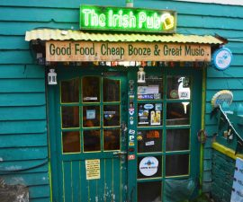 Irish Pub in Namche Bazaar