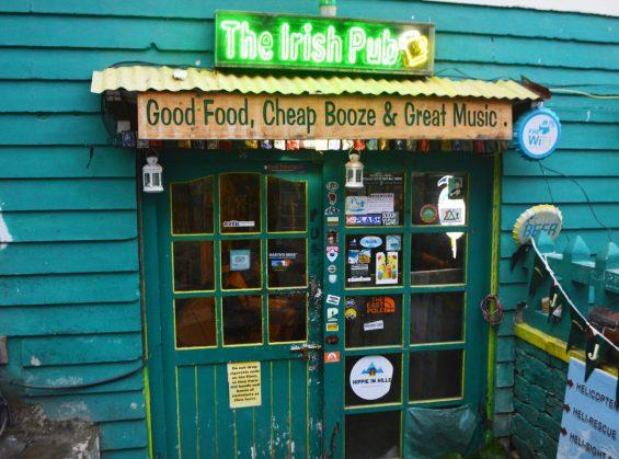 Irish Pub in Namche Bazaar