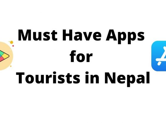 must-have apps for tourists in Nepal