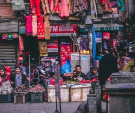 Asan Market- one of the 7 least exlored places in Thamel